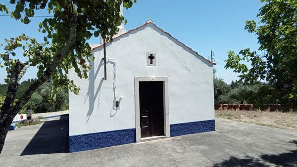Capela de Nossa Senhora do O - Igreja Nova do Sobral