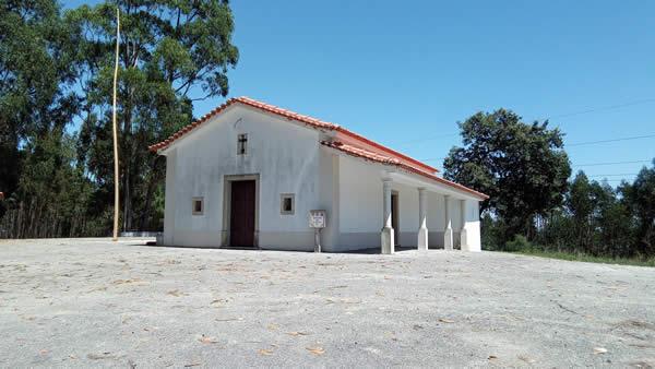 Ermida de Santa Catarina - Igreja Nova do Sobral