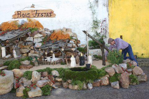 Já visitou o Presépio do Mourolinho?