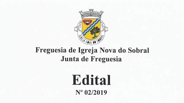 Edital 2/2019